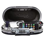 MASTER LOCK Portable Safe with Cable - 5900EURD - Secure your belongings while traveling