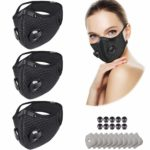 Reusable Dust Cover with Valve for Cycling (3 Pcs Cover