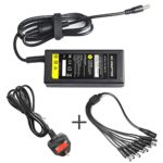 ARyee 12V 5A DC Adapter Power Supply for CCTV Cameras