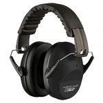 Vanderfields Hearing Protection – Compact Safety Earmuffs for Men Women Adults
