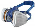 GVS SPR496 Elipse Mask with A2P3 Filters for Organic Gases and Vapours until 5000 ppm and Dust