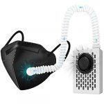 Electric Wearable Air Purifier Maskes With HEPA Filter
